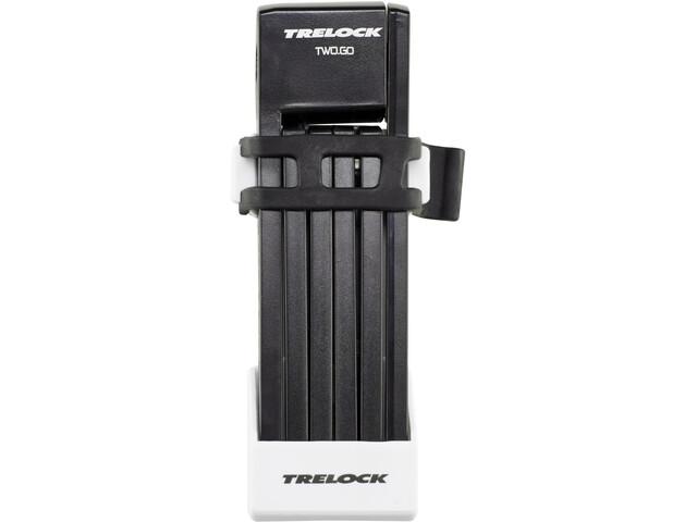 Trelock FS 200/75 TWO.GO Zapięcie składane 75 cm, white